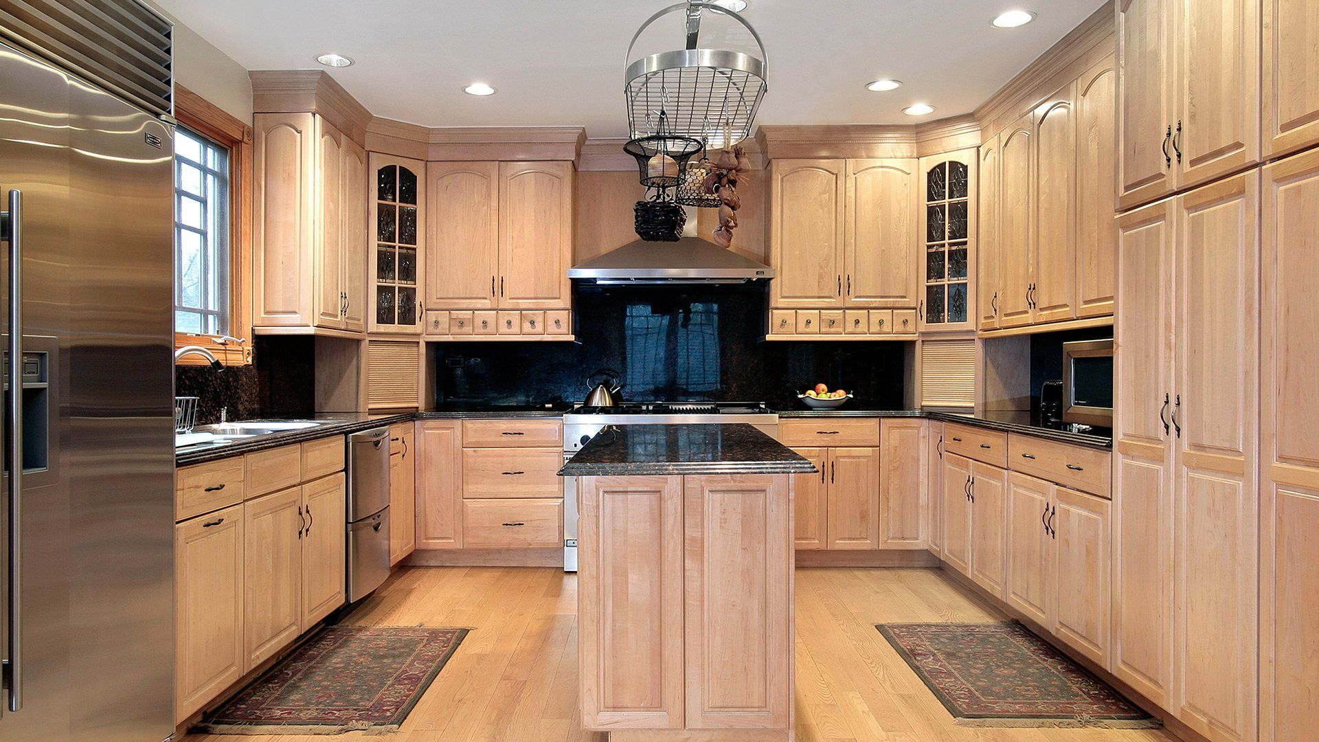 MasterWorks Custom Cabinets Kitchen Project